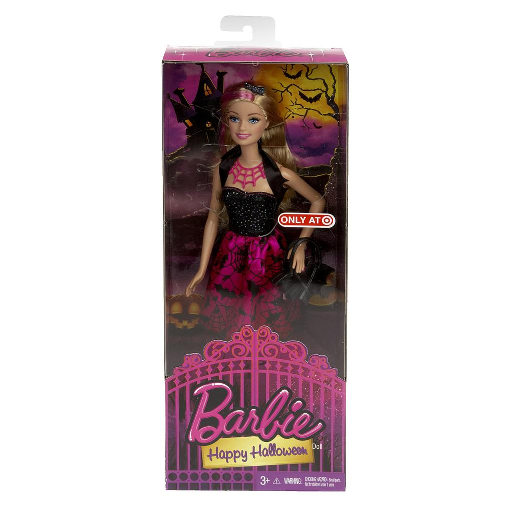 Barbie CCJ16, Halloween Barbie 2014