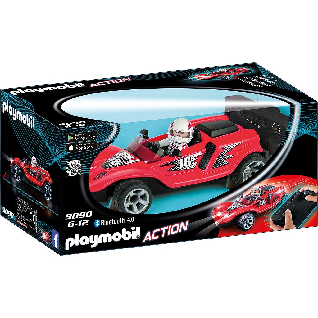 PLAYMOBIL® 9090 - RC-Rocket-Racer