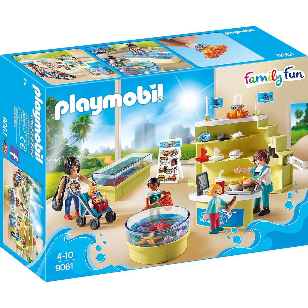 PLAYMOBIL® 9061 - Aquarium-Shop