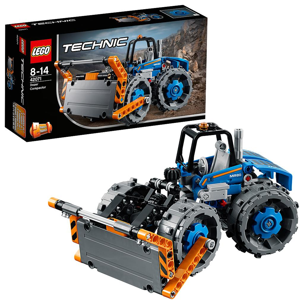 LEGO® Technic Impulse 42071 - Kompaktor