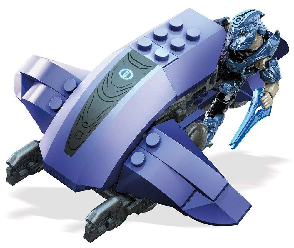 Mattel Mega Bloks CNH23 - Halo 5 Covenant Commander